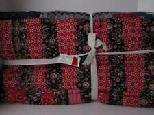 Pottery Barn Pauline Boyd Patchwork Apple Blossom Twin Quilt, Multi Color (1)