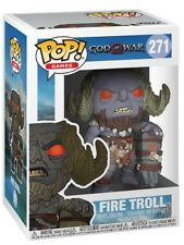 Funko POP! Vinyl Games God Of War Fire Troll Figure Collectable Model No 271 NEW