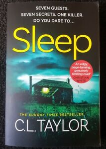 Sleep by C.L. Taylor.