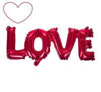 Amour Feuille Ballon 15cm Gonflable Mariage Fiançailles Valentin