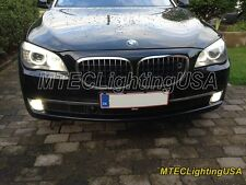 MTEC 6000K H8 H11 LED FOG LIGHT KIT 6200+ Lumen BMW F01 F02 740 750 760