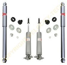 KYB 4 GAS-A-JUST HEAVY DUTY SHOCKS DODGE RAM 1500 2WD 02 03 04 to 2008 SET