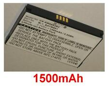 Battery 1500mAh type 1201883 BATW801 W-1 For Virgin Mobile Overdrive Pro