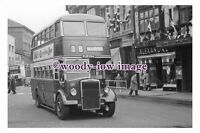 ab0092 - Leicester City Bus - FJF 194 to Braunstone - photograph