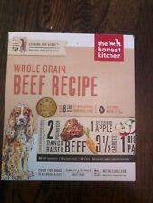 The Honest Kitchen Whole Grain Recipe Dog Food- Beef Flavor 2 lb