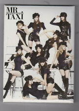 Girls Generation  Mr Taxi 3rd Album  With Photo Card  and Postcard Size Pictures