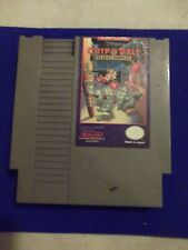 Chip N Dale Rescue Rangers NES Nintendo video game tested works vintage
