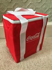 COCA COLA COKE COOL / COOLER BAG SOFT / INSULATED LUNCH BAG PORTUGAL