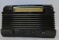 Antique Rare 1948 Truetone AM/FM Model D2819 Tabletop Radio..Nice!