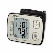 Omron Wrist Auto Blood-Pressure Meter monitor HEM-6220-SL NEW from Japan