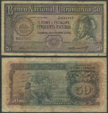 St. Thomas and Prince (Sao Tome e Principe) 50 Escudos 1958 circ.
