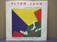 ELTON JOHN - LITTLE JEANIE - 45 GIRI - EX/NM
