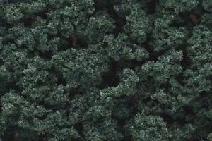 Dark Green Bushes (Bag) - OO/HO busches Woodland Scenics FC147