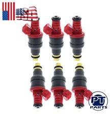 New Upgraded bosch Set Of 6 Fuel Injectors for Mazda B4000 Navajo  0280150931