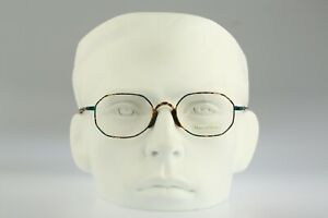 Marc O'Polo by Metzler 3308 826 Vintage 90s colorful hexagon eyeglasses frames