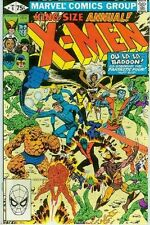 (Uncanny) X-Men Annual # 5 (guests: Fantastic Four) (USA, 1981)