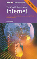 """(Very Good)-The """"Which?"""" Guide to the Internet (""""Which?"""" Consumer Guides) (Paper"""