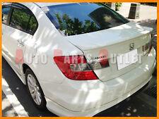 Honda Civic 9th Sedan 2012-2014 OE-Type Trunk Spoiler Wing - Select Your Color