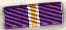 1 Fullsize Medal Ribbons on Pin Brooch Queens Comemorative Diamond Jubilee Medal