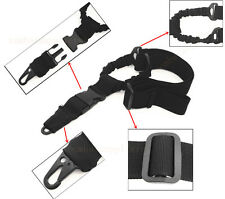NEW BRAND HIGH STRENGTH Single 1 Point One Point Bungee Sling w/ QD Buckle