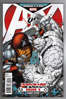 AVENGERS vs X-MEN #5 DALE KEOWN X-MEN TEAM VARIANT COVER - 2012