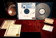 "Hip Hop BRAINPOWER personal Glasses, Signed ""ADHD 24"" LP, CD, COA, FRAME, UACC"