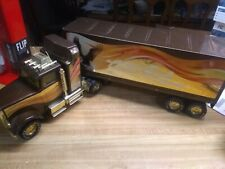 Vintage Nylint Golden Eagle Express SEMI TRUCK W/ SLEEPER