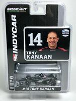 GreenLight 10879 2020 #14 Tony Kanaan Diecast Indy Car 1:64