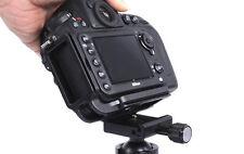 Poignée de main protège boitier iSHOOT plateau rapide pour Nikon D800 D800E