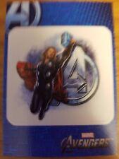 2012 Upper Deck Avengers Assemble #S7 Thor Chase Sticker Card NrMint-Mint