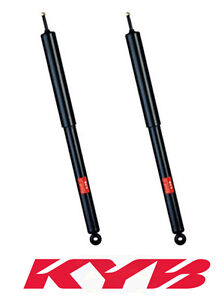 KYB Pair Of Front Shocks Struts Holden Rodeo TF 6VD1 V6 RWD 98-03