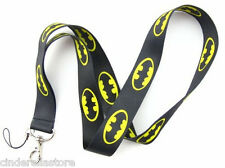 Cinderella's Lanyards Office ID Card Holder - Batman