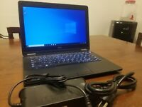 "Dell Latitude 12.5"" Laptop - i7-6600U 3.4GHz 16GB RAM 512GB NVMe SSD 1080p Win10"
