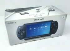 Sony PSP Value Pack - In Original Box - In Great Working Order - Tested (LP123E)