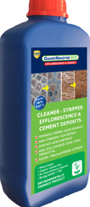 Guard Industry Remover Eco Efflorescence & Cement Stripping Cleaning Liquid 2L