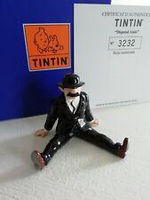Pixi TINTIN - Dupondt assis - Boîte bleu et certificat