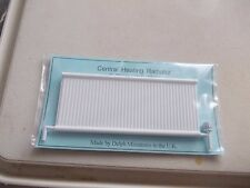non working central heating large radiator for a dolls house