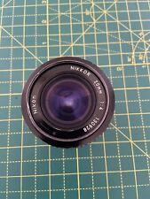 Nikon 20 mm Ai F4