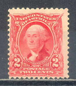 US Stamp (L2541) Scott# 301, Mint LH OG, Nice Vintage Issue