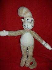 "My Natural Dr Seuss Cat in Hat   13""  TAn plush retired"