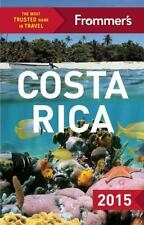 New! Frommer's Costa Rica 2015 Travel Guide by Eliot Greenspan (Paperback)