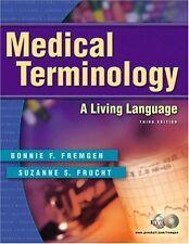 Medical Terminology: A Living Language (3rd Editio
