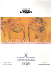 Windows to the Soul, Ctlg of Sotherby's Charity Auction ctlg, Sept 26th 1998
