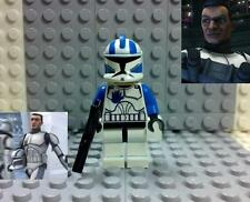 Lego Star Wars ~Clone Wars Clone Trooper ~ Echo Minifigure Custom