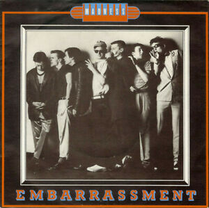"""2nd Hand Vinyl - 7"""" - Madness – Embarrassment"""