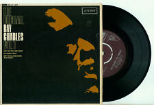 "RAY CHARLES the Original Vol. 1 (UK LONDON RE-B 1407 PS VINYL EP 7"")"