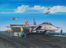 Trumpeter 03201 - 1:32 F-14A Tomcat - Neu