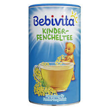 Bebivita children's fennel tea 200 servings (400g) from 12 month Made in Germany