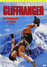 Brand New DVD Cliffhanger (Collector's Edition) Leon Ralph Waite Leon Joose