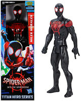 """Spider-Man : Into the Spider-Verse ~ 12"""" MILES MORALES ACTION FIGURE"""